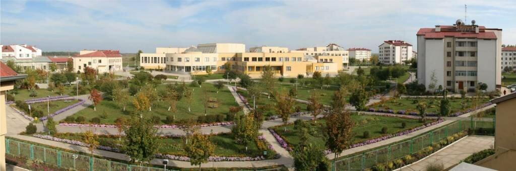 Это Зерноград :)